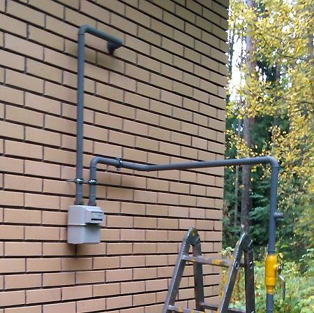 Подземная прокладка газа. Прокладка газовой трубы под землей в частном доме своими руками