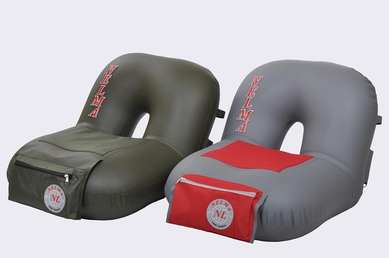 Сиденья для лодок ПВХ - как выбрать мягкие надувные и жесткие, крепление и модернизация сидений