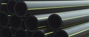 Внутренние диаметры газопроводов